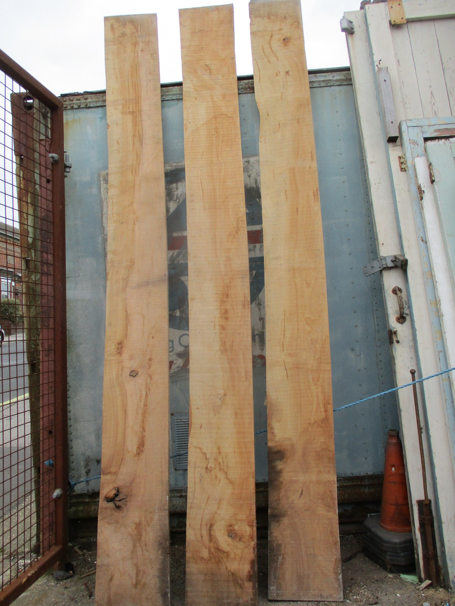 Beech planks - seasoned 30 years 11