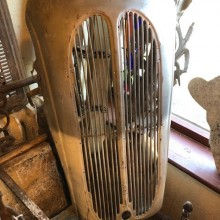 Radiator Grill - Ford Anglia large decorative