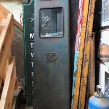 Fina Petrol pump casing