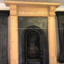 Celtic Arch insert and original surround 37