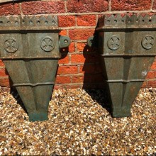 Planters - Large wall Hoppers 16