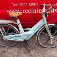 Bicycle - Itera-Volvo vintage plastic bike
