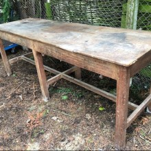 Science bench tables 8ft x 36