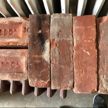 Norfolk and Suffolk Brick Company imperial red bricks