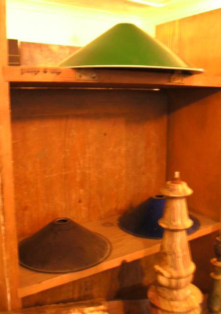 Chinamans Hats Vintage Lamp shades