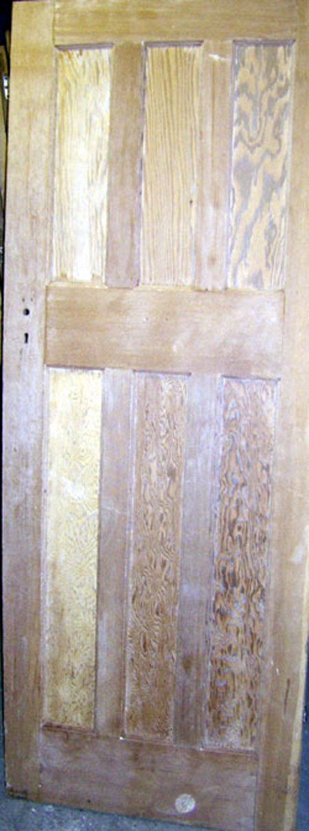 Art Deco 6 Panel Doors