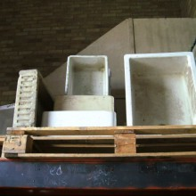 Assorted Butler and Belfast sinks always in stock for garden purposes