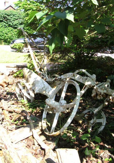 Plough - Vintage Iron Plough