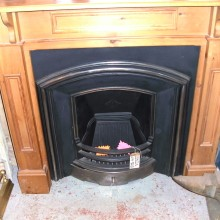 Carron Royal Arch reproduction insert and surround
