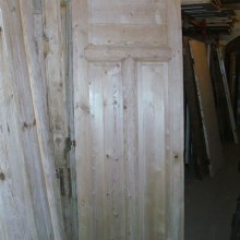 tall pine door 27 1/2