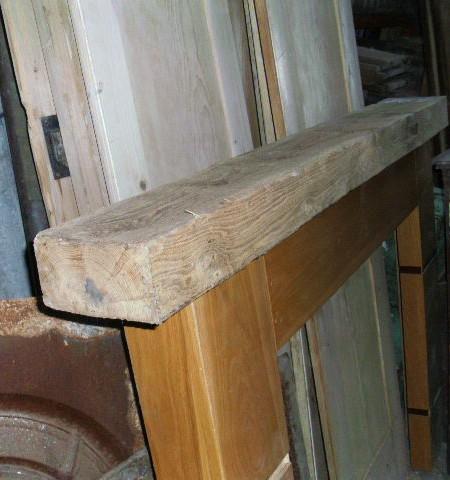 Period Oak stove mantles or inglenooks 6