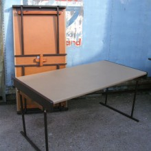 Set 4 Large 2ft x 4ft folding tables