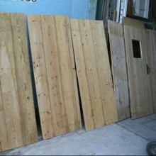 Cottage Plank Doors
