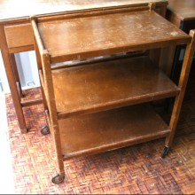 Hostess trolley - vintage