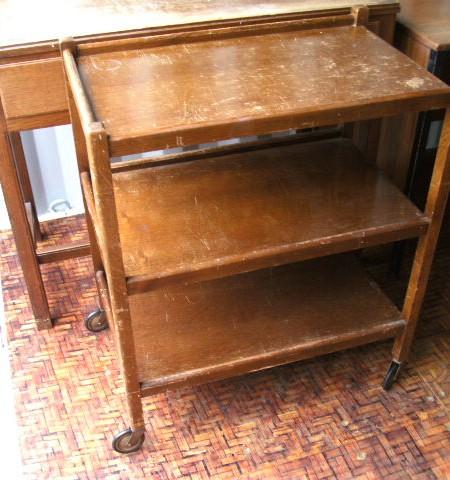Hostess trolley - vintage