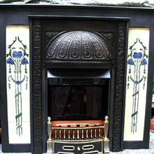 Bespoke Electric Fire Surround