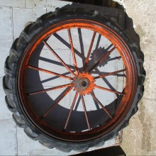 Large Agricultural wheels ( x4 available)