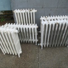 Small Victorian column radiators - various sizes always in stock