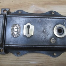 Victorian Rim Lock and keeps sets - always available