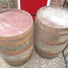 Oak Barrels - can be cut to order.