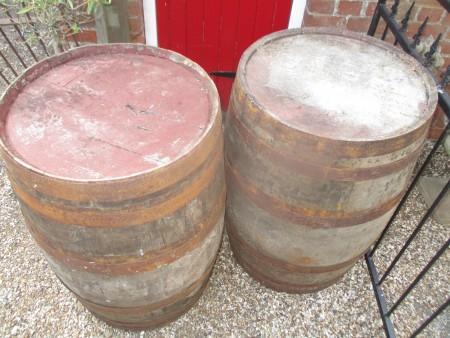 Oak Barrells
