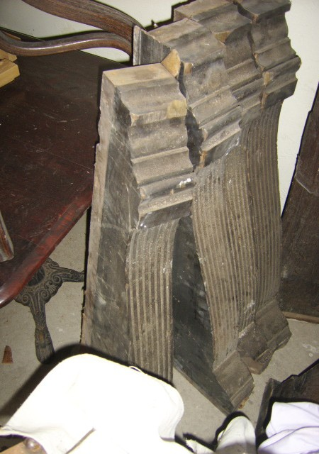 Corbels - large set of 4
