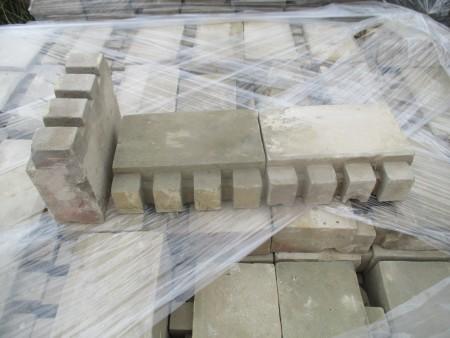 Suffolk White feature bricks