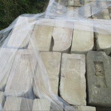 Suffolk White shoulder bricks