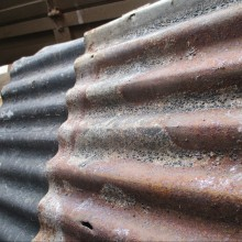 Corrugated Tin sheets