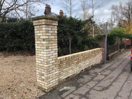 Suffolk White bricks