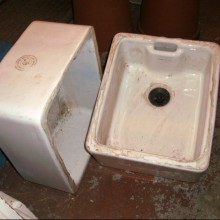 Armitage Small Butler Belfast sinks
