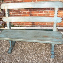 Benches as in stock
