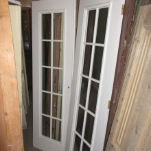 French glazed double doors always in stock various sizes
