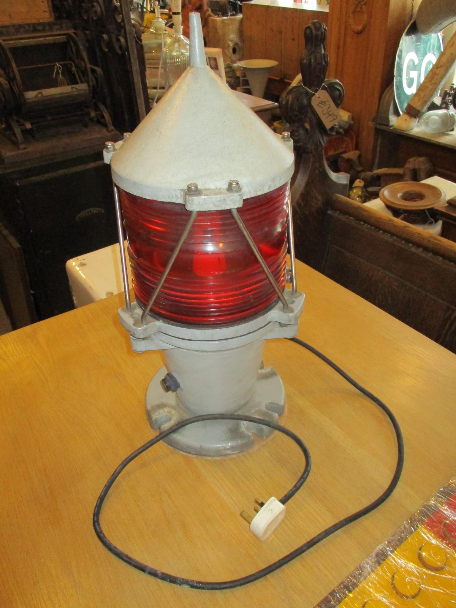 Pier Head lights