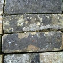 White - blackened Imperial Lowestoft or Suffolk Bricks