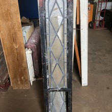 Crittal Chapel leaded windows - various sizes