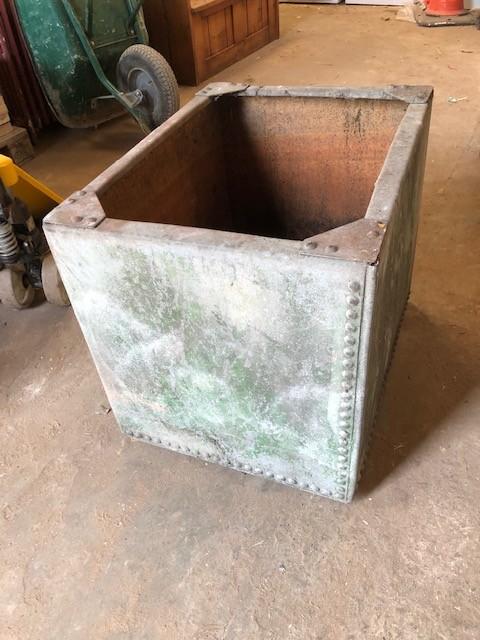 Tank - Water tank galvanized