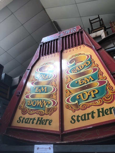 Roll em up sideshow panels - pair available