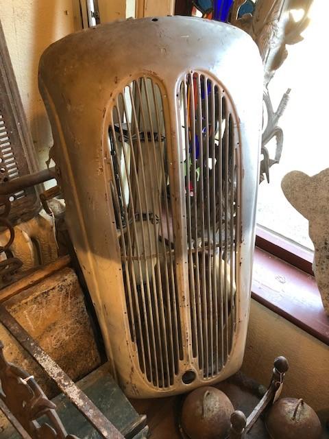 Radiator Grill - Ford Anglia large decorative