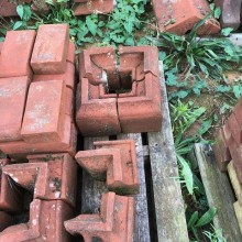 Specialist RED bricks - multiple types in stock