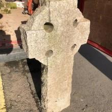 Cross - celtic in granite 42