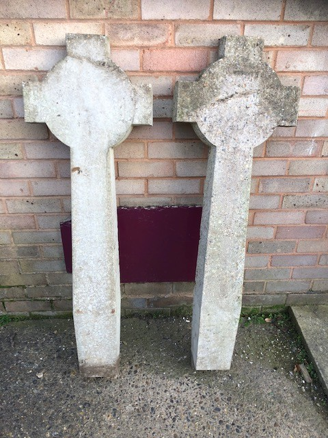 Cross - concrete pair matching 50
