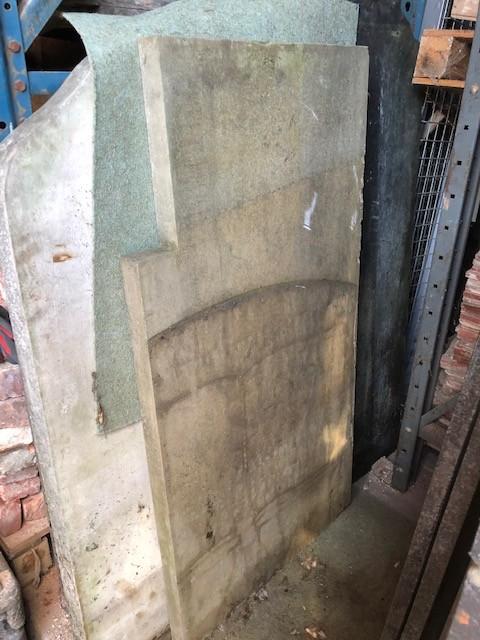 York stone slab 24