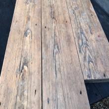 Victorian Pine Castle Floorboard