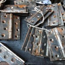 Hinges - Victorian cast iron 3