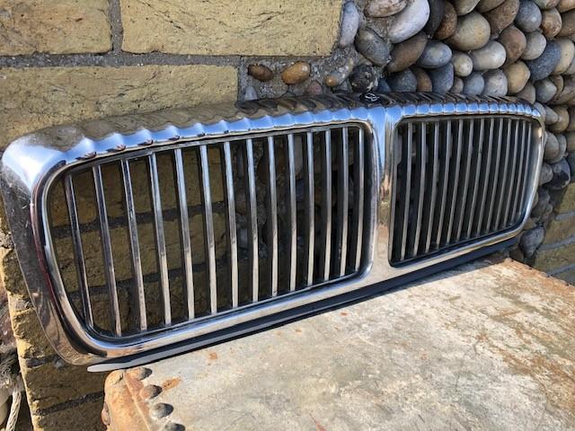 Radiator Grill - Daimler