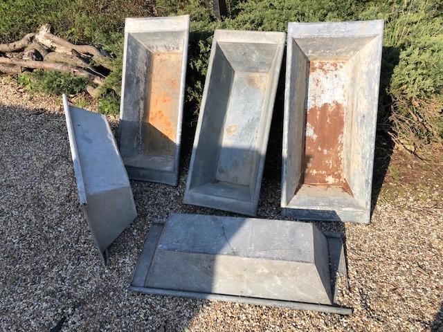 Trugs - galvanised storage