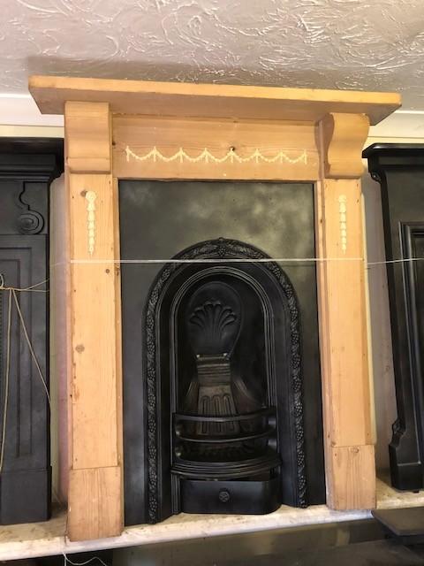 Celtic Arch insert and original surround 37
