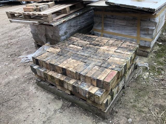 Imperial Suffolk White bricks - batch 500