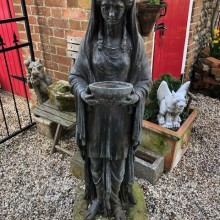 Statue - Lady with Cup SOLD